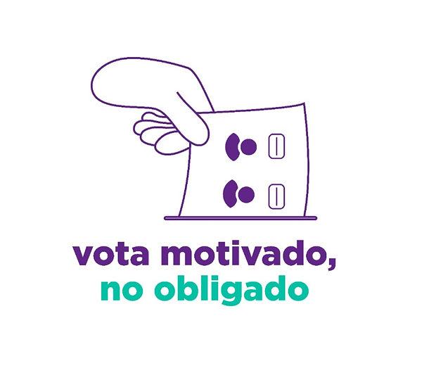 Voto motivado, no obligado