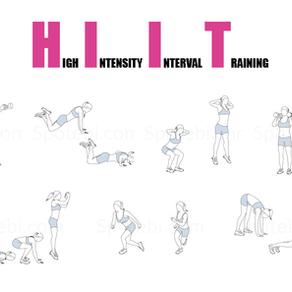 De voordelen van HIIT training!