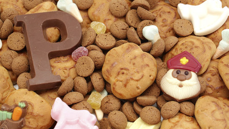 Zoveel kcal zitten er in snoepgoed van de Sint!