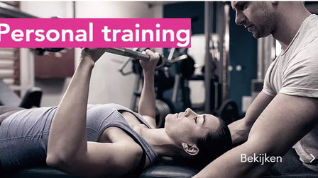 Fabfitmaxime herstart personal trainingen!