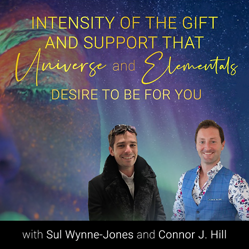 The Intensity Of The Gift That The Universe Desires To Be For You