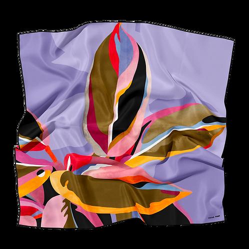 Carré de soie - FOLIA