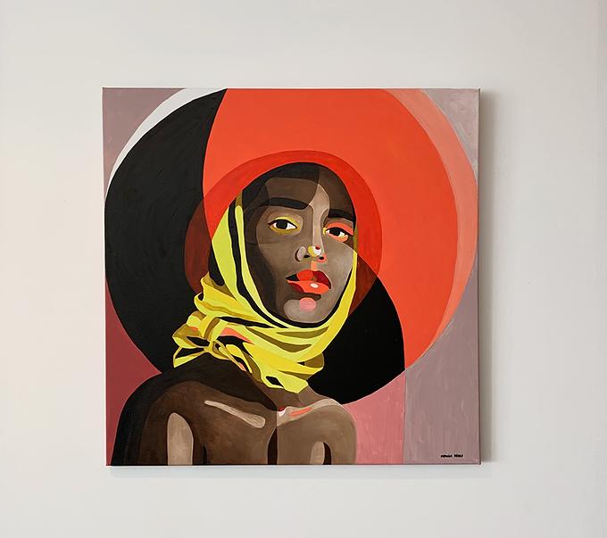 African Queen par Monica Peres