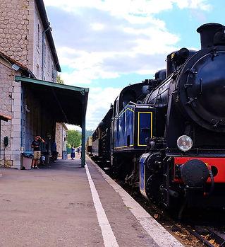 Le Train a Vapeur des Cevennes - thierry
