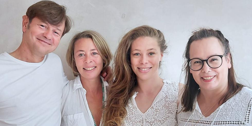 CHAKRA SEVEN YOGA 300 Yogalehrer:innen & Transformations Ausbildung Nächster Start August 2022