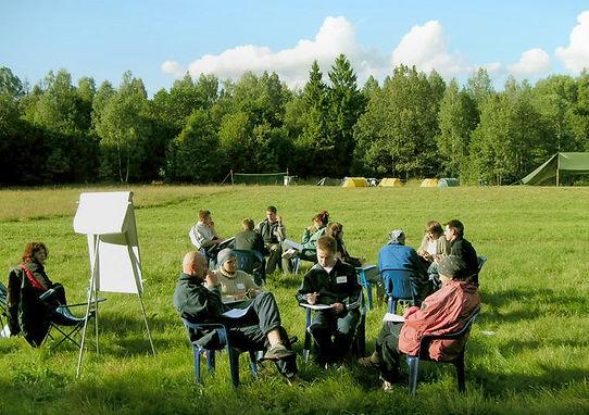 Community-Based Health & Peacemaking summer workshops