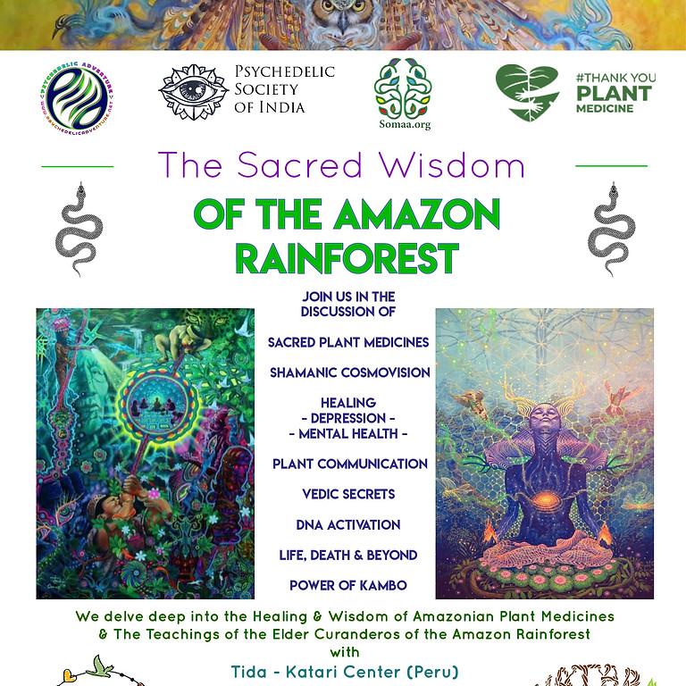 The Sacred Wisdom of the Amazon Rainforest