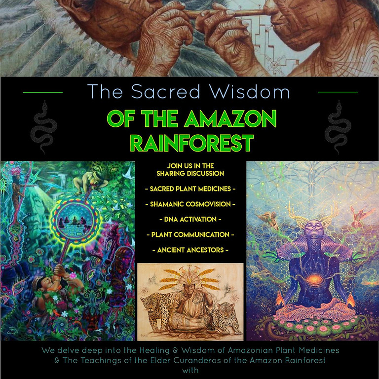 Sacred Wisdom of the Amazon