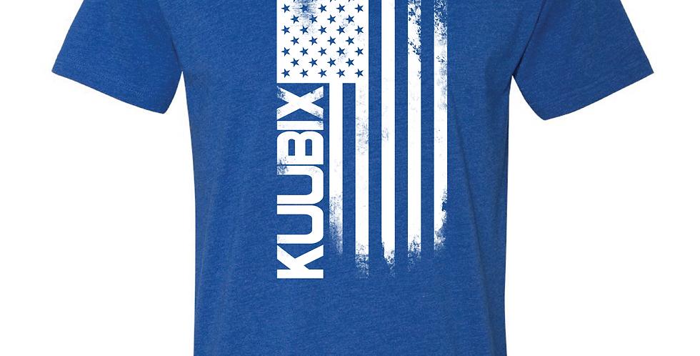 KUUBIX Flag T-Shirt