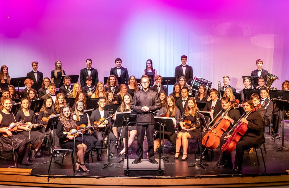 UHS Symphony Orchestra