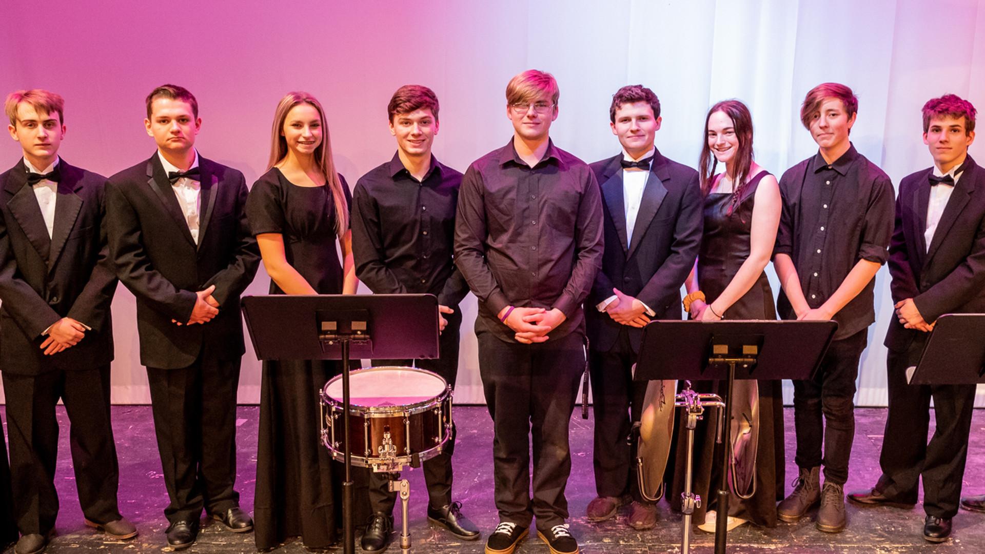 UHS Percussion Ensemble