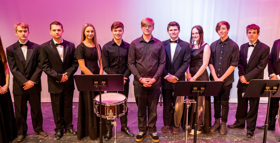 UHS Percussion Ensemble