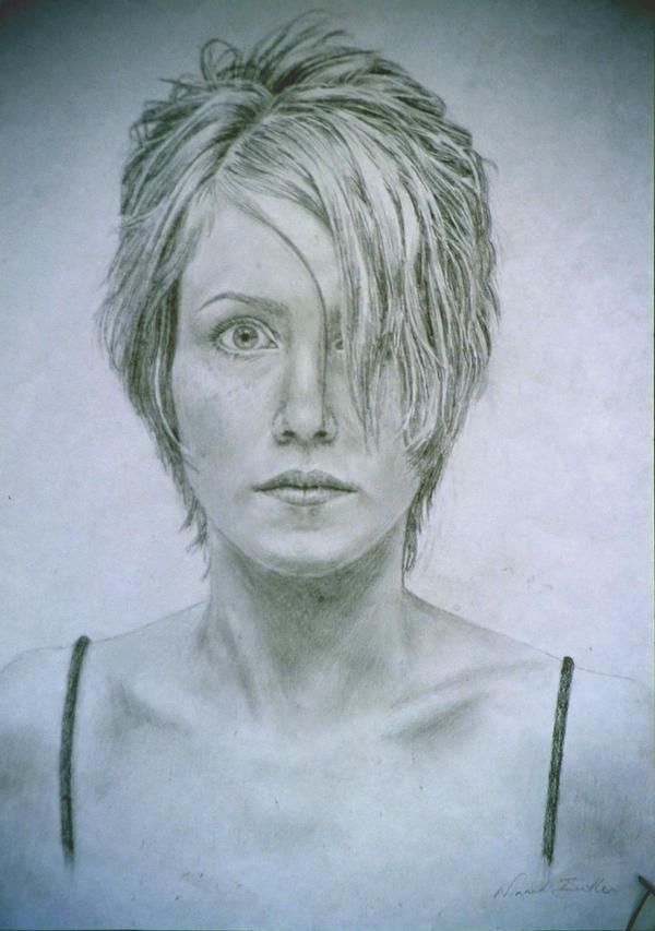 Self Portrait at 16