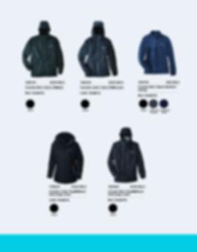 Company Jackets
