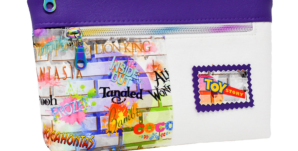 Quick & Fun Zipper pouch
