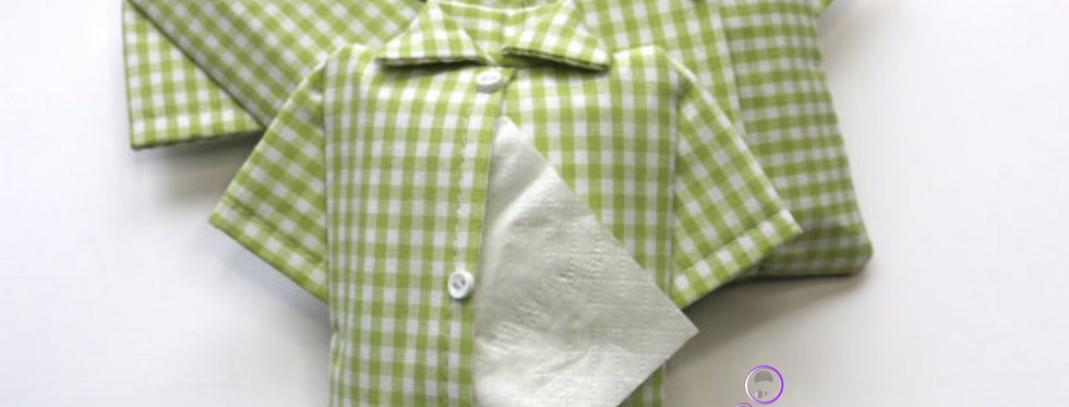 shirt tissue holder PDF pattern