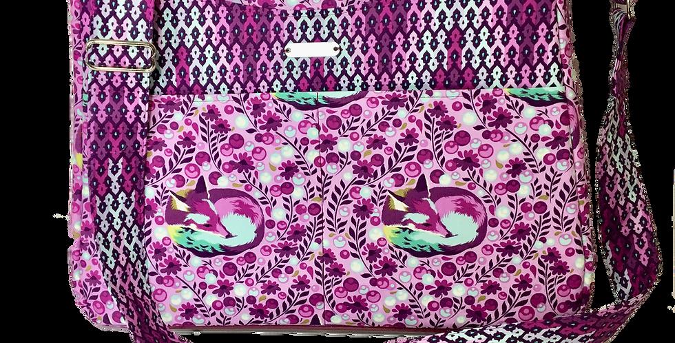 Handy Dandy Diaper Bag PDF pattern