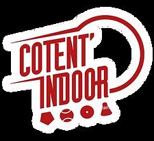 Logo complexe - Cotent' Indoor