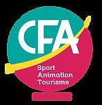 Logo CFA 2 - Cotentin Sports Formations.