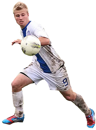 Joueur de Soccer - Cotent' Indoor