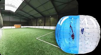 Bubble Soccer - Cotent' Indoor