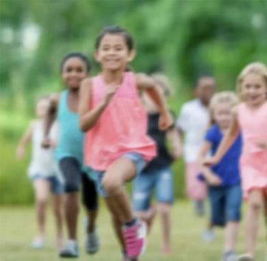 Enfants qui courent - Cotentin Sports Fo
