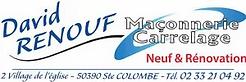 Logo David Renouf - Cotent' Indoor