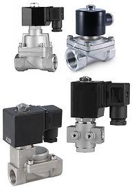 Stainless Steel Valves, pneumatic, water valve, solenoid valve