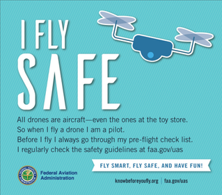 I Fly Safe, and So Should You!