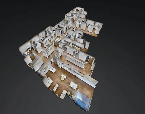 3D Real Estate Videos and Tours