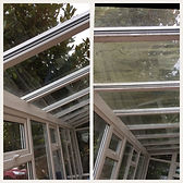 conservatory roof window cleaning