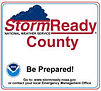 Storm Ready County Logo