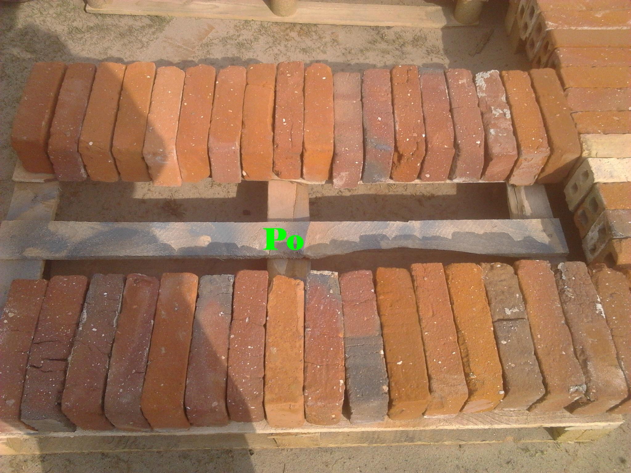 Piaskowanie cegły zabytkowej
