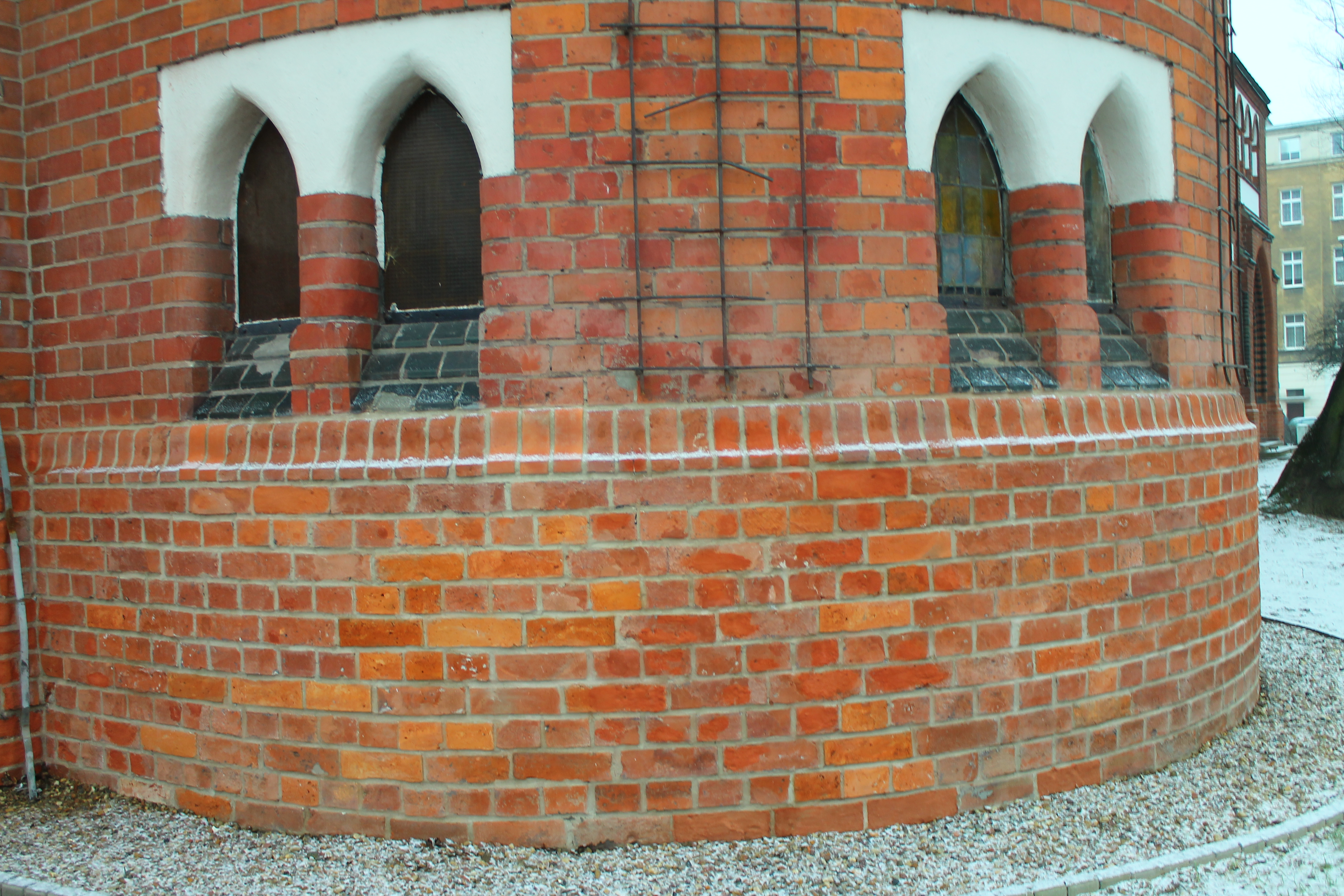Renowacja Kościoła Garnizonowego