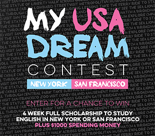 My USA dream contest