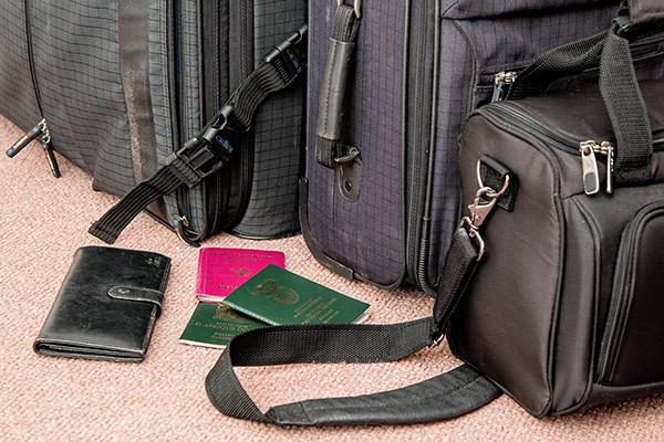 tres tipos de pasaportes