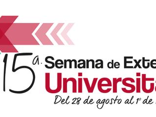 Semana de Extensión Universitaria