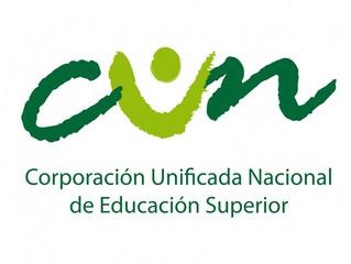 """Convenio Corporación Unificada Nacional de Educación Superior """"CUN"""""""