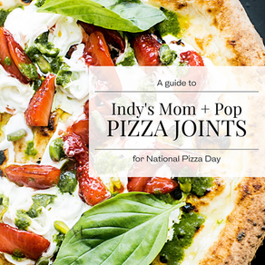 A Guide to Indy's Mom + PopPizza 🍕 Joints