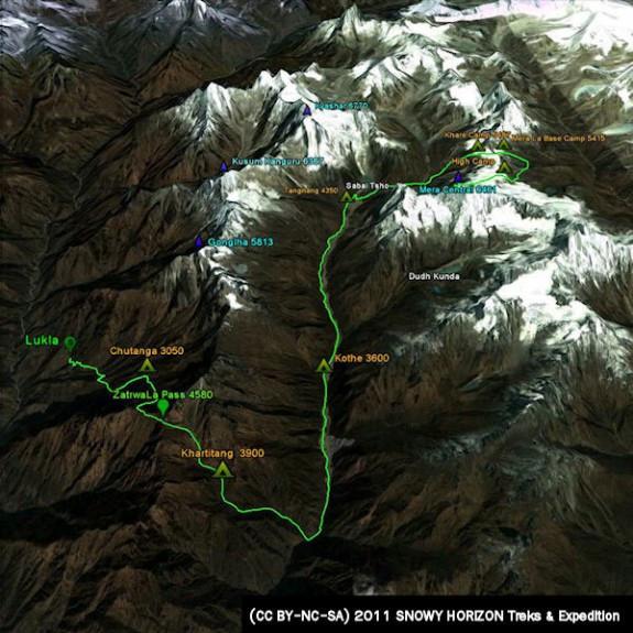 Climbing the Himalayas - 2018
