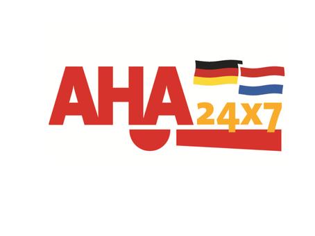 Interview von AHA24x7