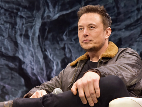 Elon Musk Proves Big Ideas Are Actually Quite Small