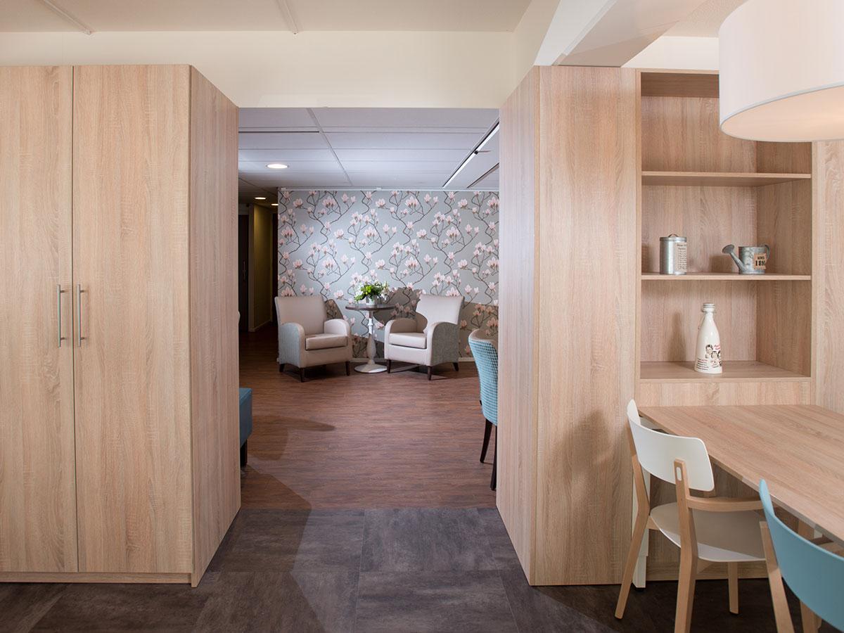 Pieters kamerhuis Delft Lounge
