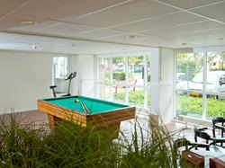 Pieters kamerhuis Delft De Gym