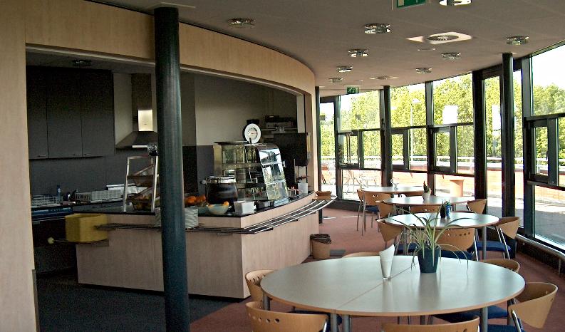 Nieuwbouw La Gro restaurant