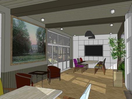 Ouderenzorg: schetsplan Huize Hofrust te Rijswijk