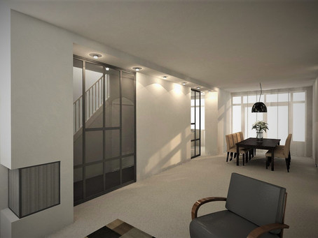 Modernisering  klassiek Haags woonhuis