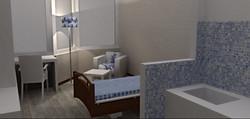 Zorghotel in Delft kamer