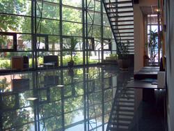Nieuwbouw La Gro atrium