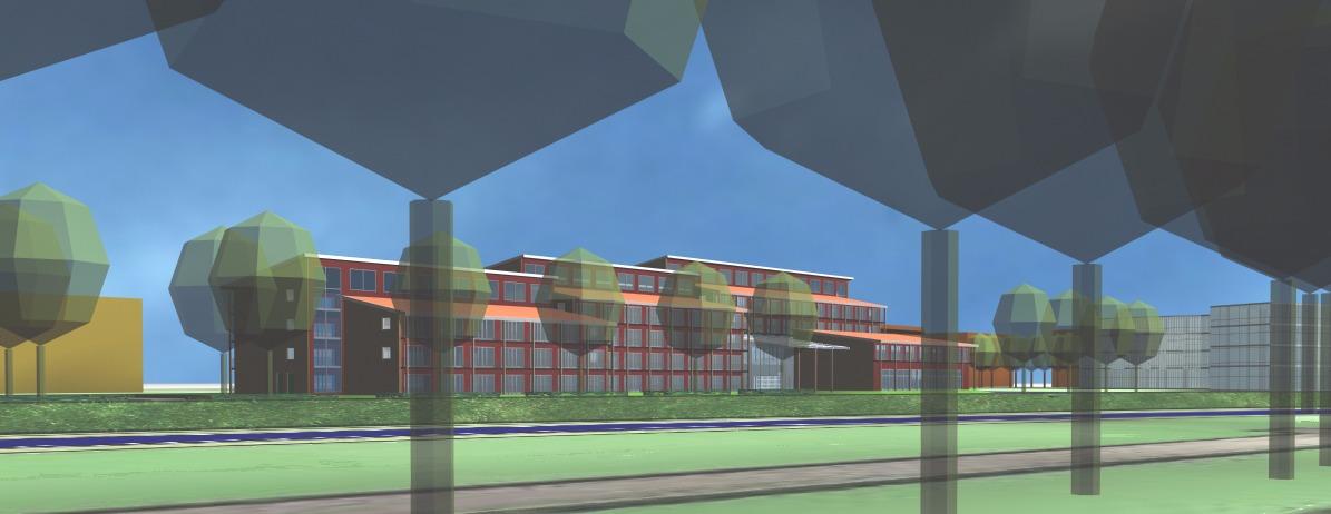Uitbreiding Hotel Drachten
